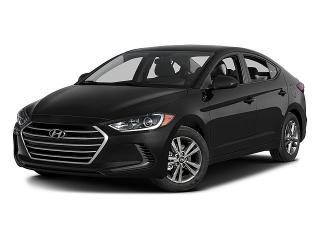 Hyundai Elantra Black 2017
