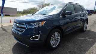 Ford Edge SEL Azul 2017