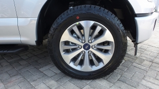 Ford F-150 XL Plateado 2017