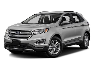 Ford Edge SEL Rojo 2017
