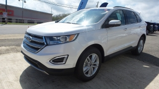 Ford Edge SEL Blanco 2017