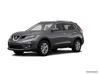 Nissan Rogue SV Gris Oscuro 2015