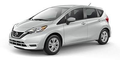 Nissan Versa Note S Plus Negro 2017