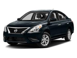 Nissan Versa Sedan S Blanco 2017