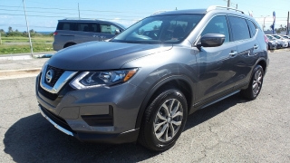 Nissan Rogue S Gris Oscuro 2017