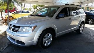 Dodge Journey SE Negro 2013