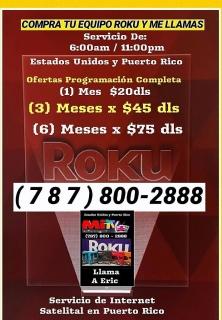 Programación Completa ROKU