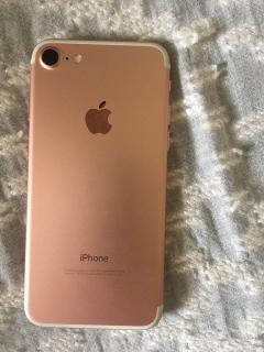 iPhone 7 no es el Plus 128 gb
