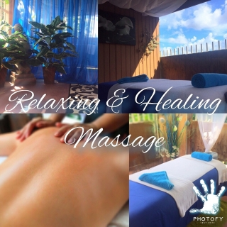 Healing & Relaxing massage!  Natural outdoors ambience