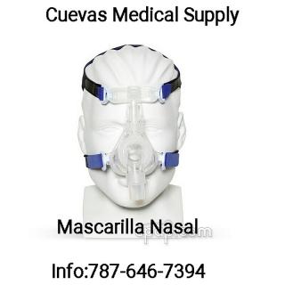 MAQUINA APNEA SUEÑO CPAP Y MASCARILLA NUEVO