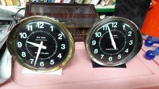Relojes vintage, westclox big ben
