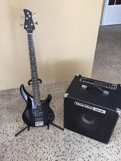 Bajo Electrico & Amplificador