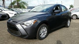 Toyota Yaris Ia Gray 2017