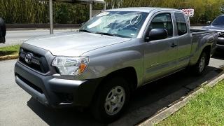 Toyota Tacoma Plateado 2015