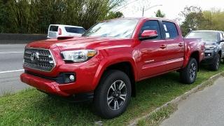 Toyota Tacoma TRD Sport Rojo 2017