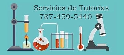 Tutorias profesionales en quimica – Cursos básicos y avanzados
