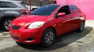 Toyota Yaris 4dr Sdn Auto (nat 2012