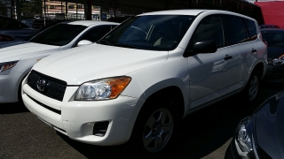 Toyota Rav4 4dr Fwd Le 2012