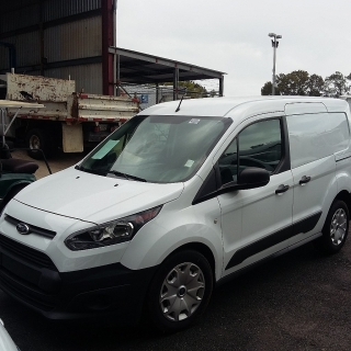 FORD TRANSIT CONNECT 2016             (787)210-3608