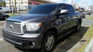 Toyota Tundra 2wd Truck Ltd 2012