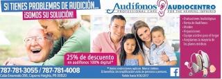 Audífonos Audio Centro, Inc.
