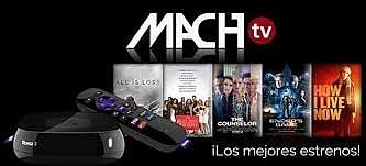 MachTV plus (app) Roku
