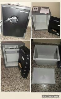 Se vende caja fuerte