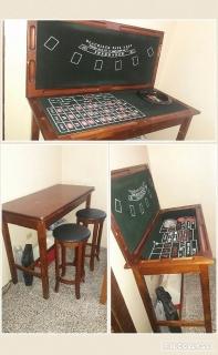 Se vende mesa de juegos de casino