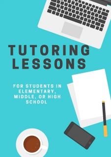 Tutorías privadas/Private Tutoring Lessons