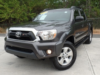 TOYOTA TACOMA TRD SPORT OFF ROAD PACKAGE