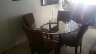 Mesa de comedor 4sillas