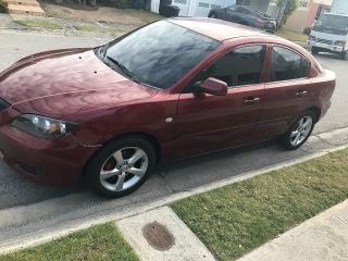 Se vende Mazda 3