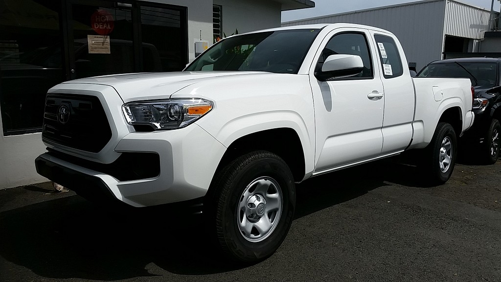 toyota tacoma blanco 2017 para compra venta en bayamon vehiculos en. Black Bedroom Furniture Sets. Home Design Ideas