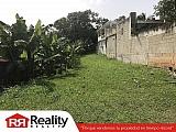 Bo. Cañaboncito - Sect. Hormigas | Bienes Raíces > Residencial > Terrenos > Solares | Puerto Rico > Caguas