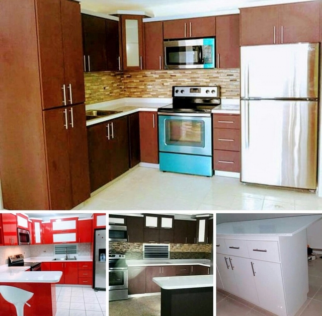 Gabinetes de cocina a precios economicos para compra venta for Precios de articulos de cocina
