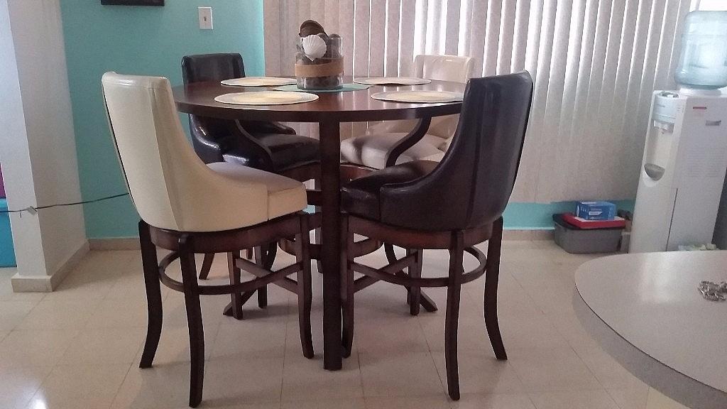 Combo de juego de sala y juego de comedor para compra for Muebles de sala amazon