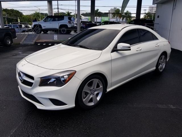 Mercedes benz cla 2015 para compra venta en san juan for Mercedes benz san juan puerto rico