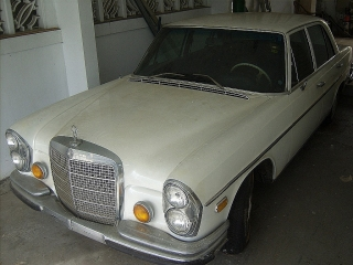 Se Vende Mercedes Benz 280S