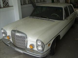 Se vende mercedes benz 280s for Mercedes benz millenia