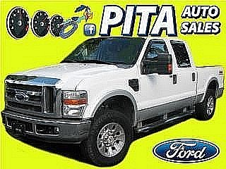 FORD F-250 SD LARIAT 2008
