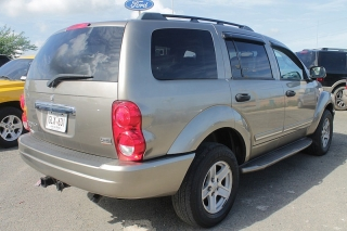 Dodge Durango Limited Dorado 2005