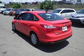 Ford Focus Se Rojo 2012