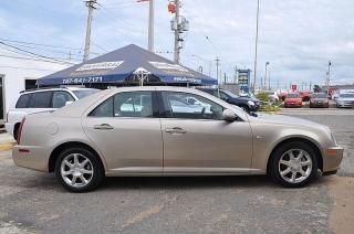 Cadillac STS Crema 2005