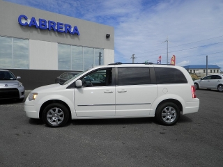 Chrysler Town & Country Touring Blanco 2009