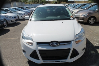 Ford Focus Se Blanco 2012