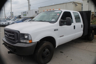 Ford Super Duty F-350 Drw Blanco 2004
