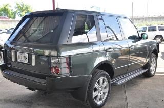 Land Rover Range Rover Hse Verde Oscuro 2006