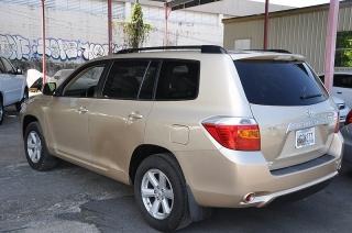 Toyota Highlander Crema 2008