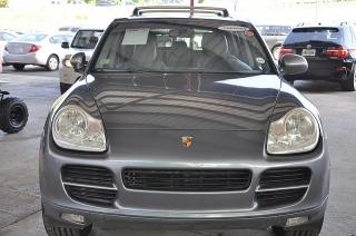 Porsche Cayenne Gris Oscuro 2005