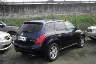 Nissan Murano Azul 2005